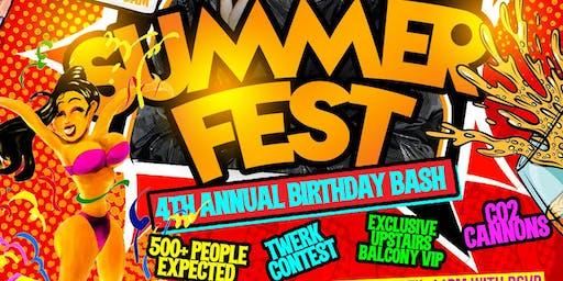 Savage Presley Summer Fest