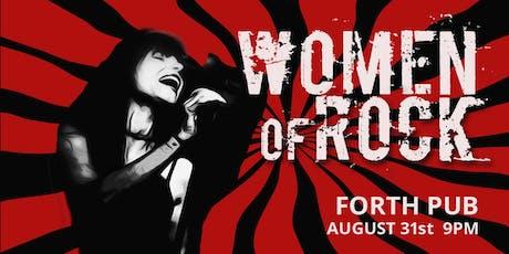 Women Of Rock tickets