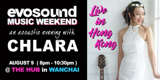 An acoustic evening with CHLARA
