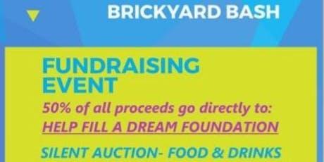 Brickyard Bash for Help Fill a Dream Foundation tickets