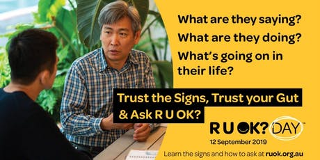 RUOK? Day Staff Morning Tea Pack - Kingswood Campus tickets