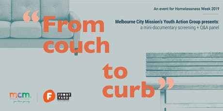 """""""From Couch to Curb"""" Film Launch tickets"""