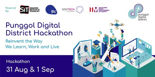 Punggol Digital District Hackathon