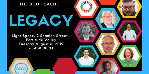 Legacy: The Book Launch