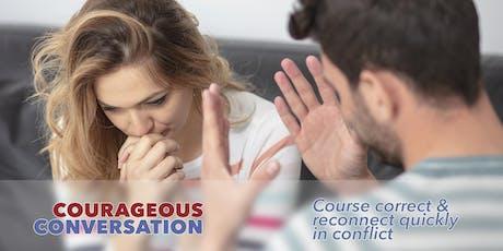 Courageous Conversation Workshop (08/10/2019) tickets