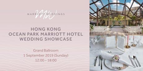 Hong Kong Ocean Park Marriott Hotel Wedding Showcase tickets