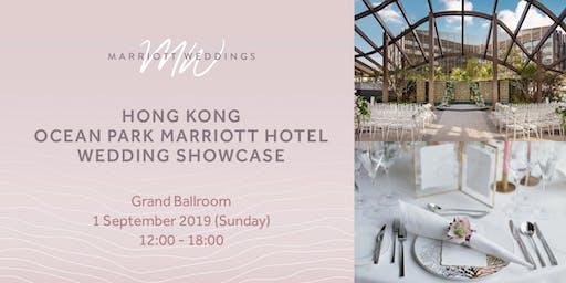 Hong Kong Ocean Park Marriott Hotel Wedding Showcase