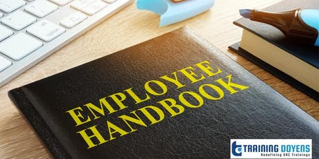 Effective Employee Handbooks: 2019 Critical Issues and Best Practices tickets
