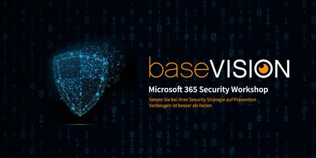 Microsoft 365 Security Workshop Tickets
