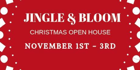 JINGLE & BLOOM ...CHRISTMAS IN LOUISBURG tickets