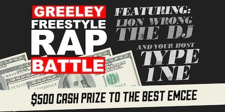Moxi Freestyle Rap Battle ($500 Grand Prize) tickets