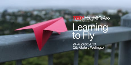 TEDxYouth@TeAro 2019 tickets