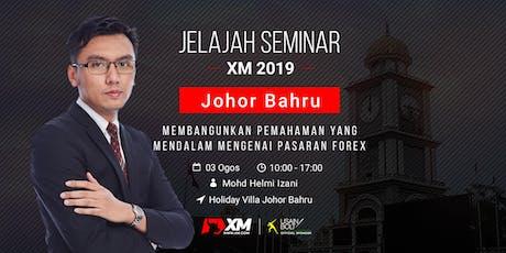 JELAJAH SEMINAR XM 2019 - Johor Bahru tickets
