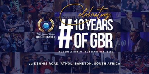 GBR 10th Anniversary  Celebration