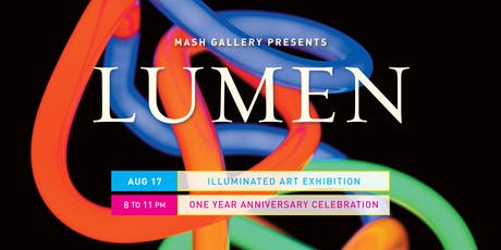 LUMEN - Art Exhibition tickets