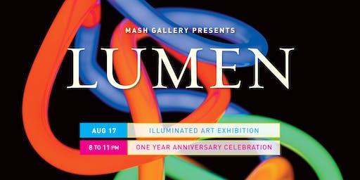 LUMEN - Art Exhibition