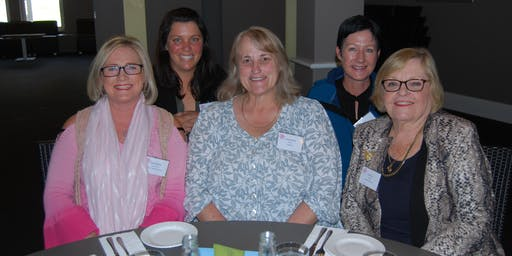 Women in Business Regional Network - Victor Harbor lunch 4/9/19