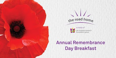 Remembrance Day Breakfast 2019