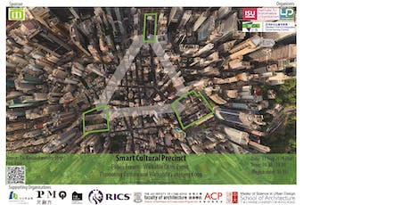 Smart Cultural Precinct Public Forum - Walkable Cities Event tickets
