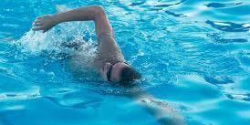 Enjoy swimming with Tri-trained