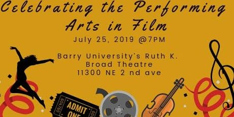 Celebration of the Performing Arts in Film tickets