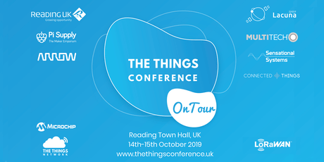 The Things Conference UK 2019 - Reading  tickets