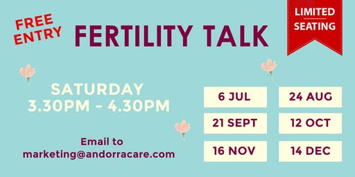 Andorra Fertility Talk