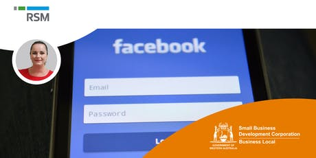Facebook Essentials for Small Business (Karratha) tickets