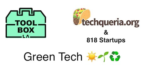 Green Tech Panel and Mixer tickets