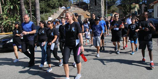 2019- 2nd Annual Heart of LAPD Walk for Suicide Awareness & Prevention