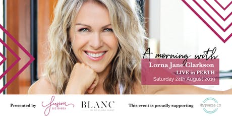 Lorna Jane Clarkson LIVE in Perth tickets