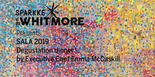 Sparkke at The Whitmore SALA degustation dinner by Emma McCaskill