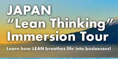 Japan Lean Thinking Immersion Tour