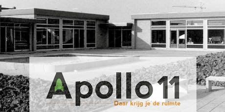 Apollo 11 reünie tickets