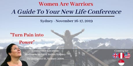 A Guide to Your New Life - Women Are Warriors - SYDNEY tickets