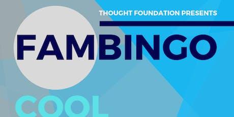 FAMBINGO QUIRKY BINGO FOR FAMILIES tickets