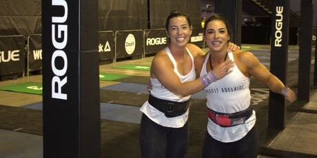 CrossFit with Crudo and Cross tickets