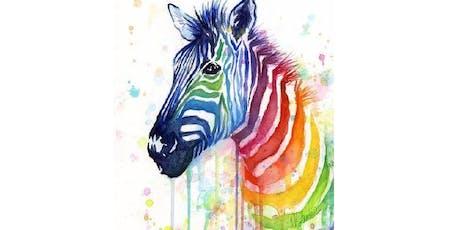 Rainbow Zebra - Statesman Hotel tickets