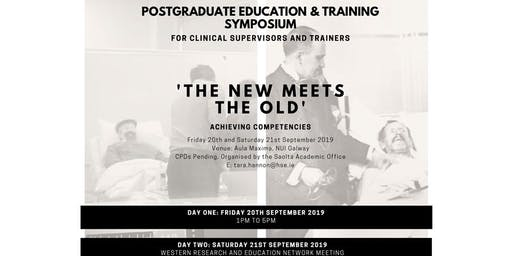 1st Saolta  NCHD Education Conference for Consultants - The old meets the new