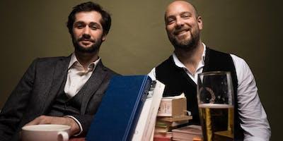 Stefan Leonhardsberger & Stephan Zinner - Kaffee und Bier - Rosenheim