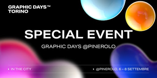 Graphic Days Torino: in the city | Graphic Days @Pinerolo