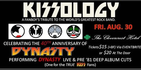 KISSOLOGY : A Fanboy's Tribute To The World's Greatest Rock Band tickets