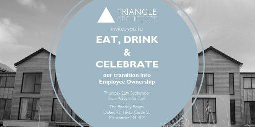 Triangle Architects' Employee Ownership Launch Party