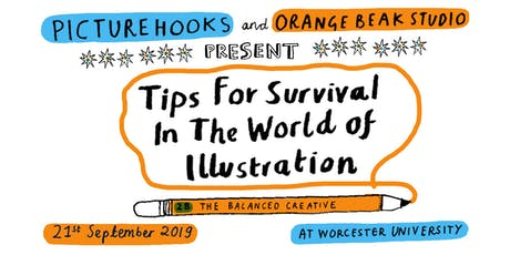 Tips for Survival in the World of Illustration tickets