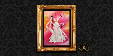 Sip and Paint: White Dress tickets