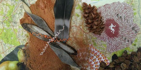 Cut Up & Create! Autumn Assemblage  tickets