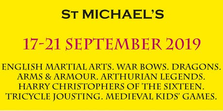 MEDIEVAL DAZE tickets