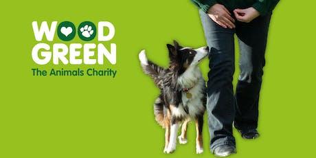 Dog Training Classes August 2019 - Godmanchester tickets