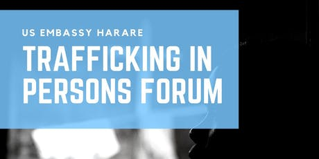 Trafficking in Persons Forum tickets