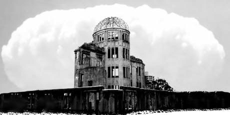 Hiroshima to Chernobyl: say no to nuclear tickets